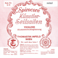 [Spirocore Violon medium G/Sol tungsten]
