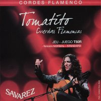 [Savarez Guitare Flamenco T50R Tomatito Set/Jeu]