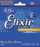 Elixir Guitare Electrique Light 10-46 Set/Jeu