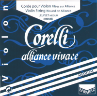 [Alliance Violon medium Set/Jeu boucle]